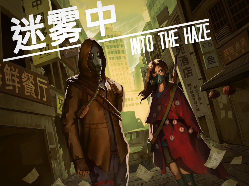Into the Haze cover art
